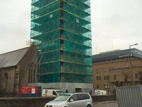 Emmanuel Church, Weston-Super-Mare - Restoration Works